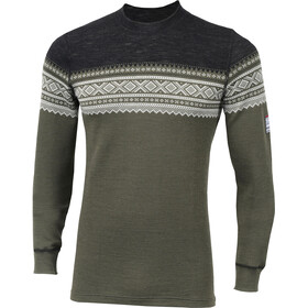 Aclima DesignWool Marius - T-shirt manches longues Homme - olive